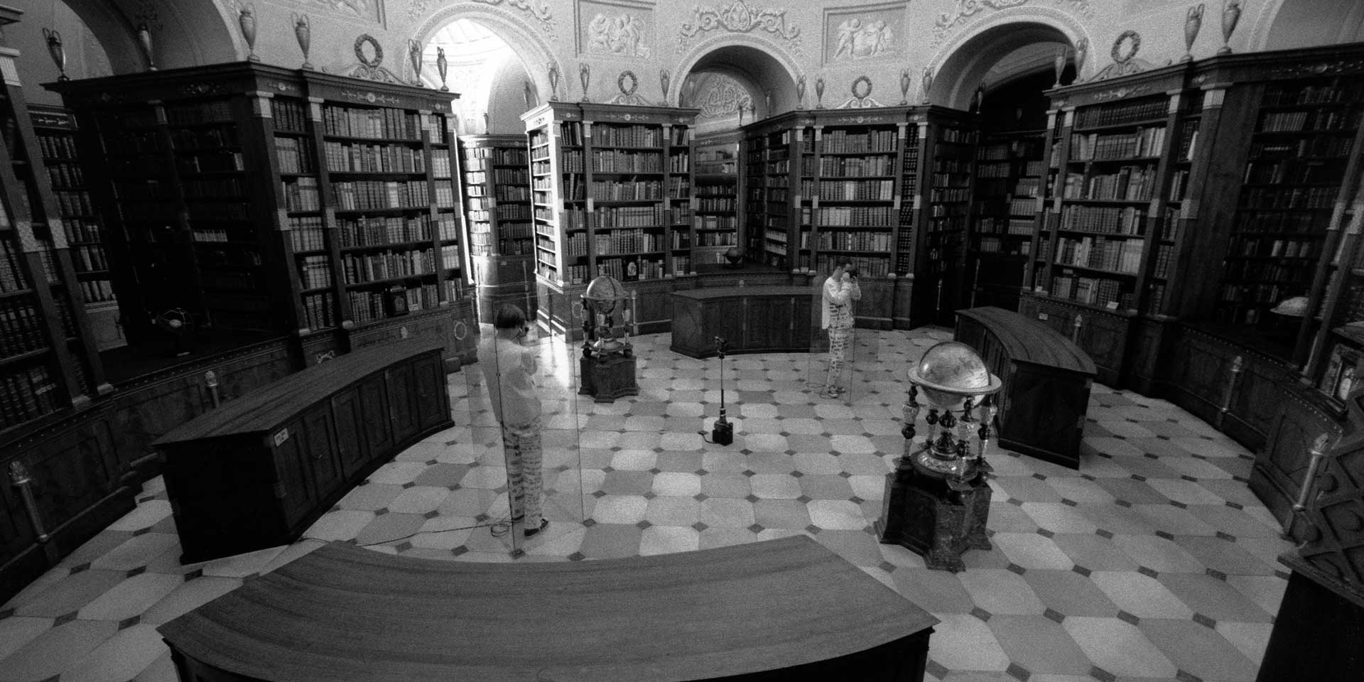 Visus Sensus – Stiftsbibliothek Klosterneuburg, 1994